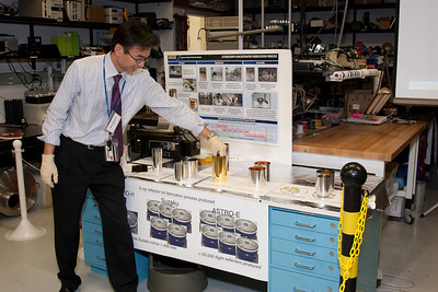 Takashi Okajima -- NICER Site Visit, January 29, 2013, NASA/Goddard Space Flight Center