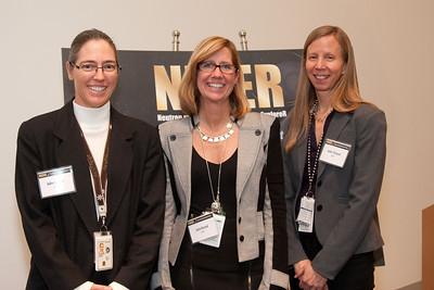 Three Julies -- NICER Site Visit, January 29, 2013, NASA/Goddard Space Flight Center