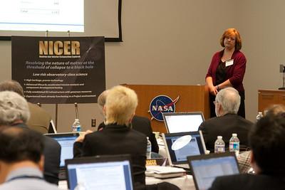 NICER Site Visit, January 29, 2013, NASA/Goddard Space Flight Center