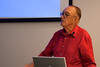 Tom Cline -- Celebration of Peter Serlemitsos' 50 years at NASA/Goddard Space Flight Center (Sept 2011)