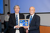 Peter with Hideyo Kunieda (University of Nagoya) who came from Japan specifically for this event -- Celebration of Peter Serlemitsos' 50 years at NASA/Goddard Space Flight Center (Sept 2011)Celebration of Peter Serlemitsos' 50 years at NASA/Goddard Space Flight Center (Sept 2011)
