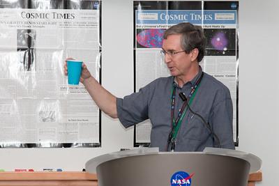 Mal Niedner -- Retirement party for Ted Gull, Astrophysics Science Division, NASA/Goddard Space Flight Center, June 2015