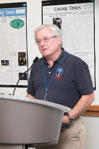 Dave Leckrone, former Hubble Senior Project Scientist -- Retirement party for Ted Gull, Astrophysics Science Division, NASA/Goddard Space Flight Center, June 2015