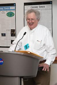 Steve Maran -- Retirement party for Ted Gull, Astrophysics Science Division, NASA/Goddard Space Flight Center, June 2015