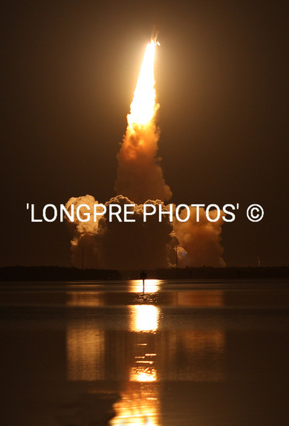 STS-123 on way to International Space Station  March 11, 2008