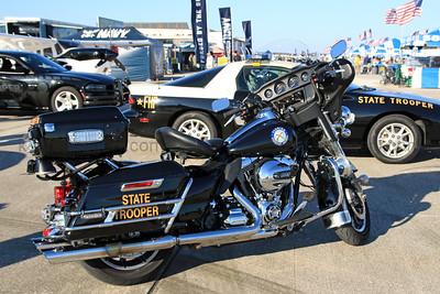 Florida Highway Patrol Harley Davidson Road King