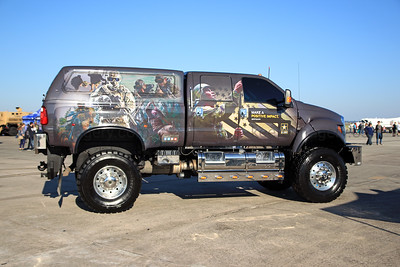Ford 650 Truck