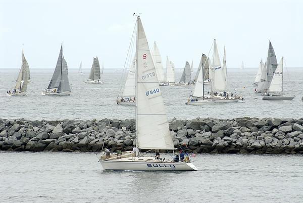 NB to Ensenada boat race