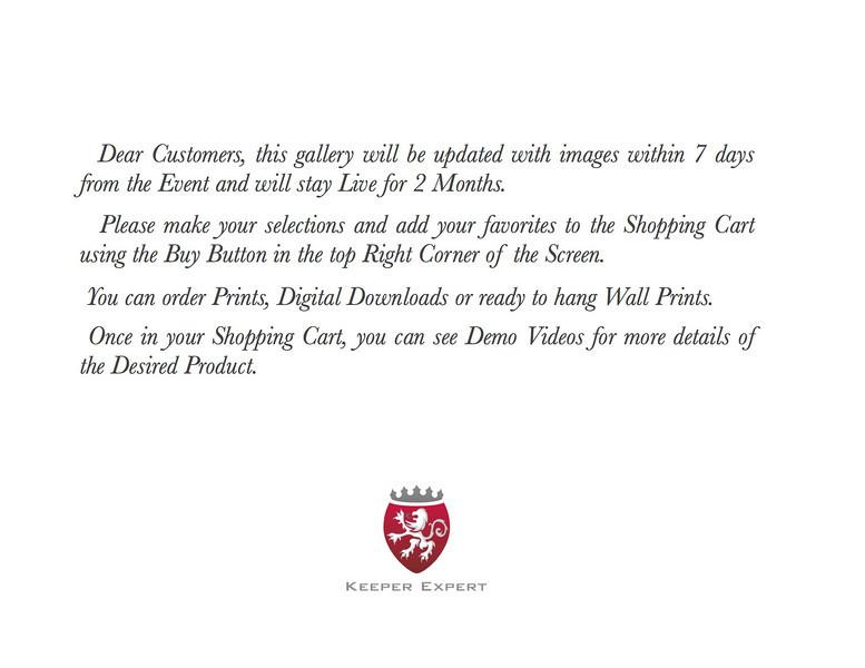 Gallery Notice 2014