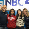 Chris Lawrence, Sherree Burruss, Eun Yang, Jackie Bensen, NBC4 Health and Fitness and Fitness Expo