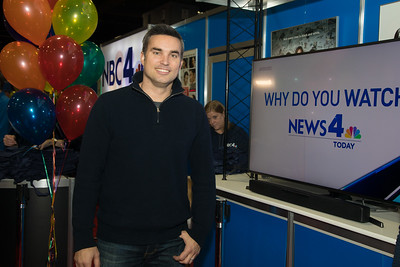 Doug Kammerer, NBC4 Health and Fitness and Fitness Expo