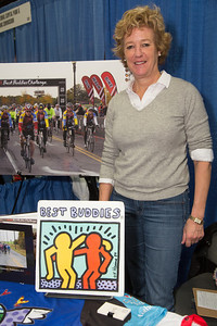 "Hilary Stephens is Development Director for Best Buddies International which ""consists of volunteers that create opportunities for people with intellectual and developmental disabilities."" The Best Buddies Challenge in D.C. Bike Ride, Run and Walk will be held in D.C. on October 18."
