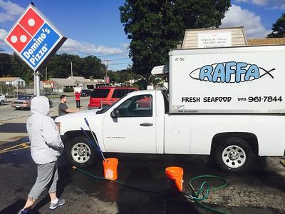 NBEA Scholarship Car Wash - 2015