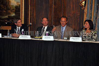 """Nashville Business Journal's """"Shaping a Greater Nashville"""" Panel Discussion - November 2010"""
