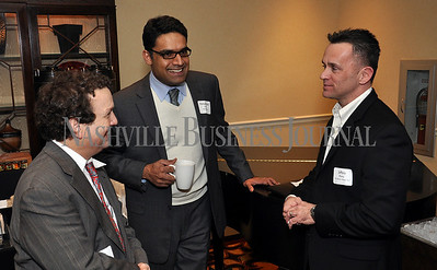 Nashville Business Journal's Immigration Panel Discussion - January 2011