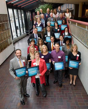 Nashville Business Journal's Healthiest Employers Awards - December 2011