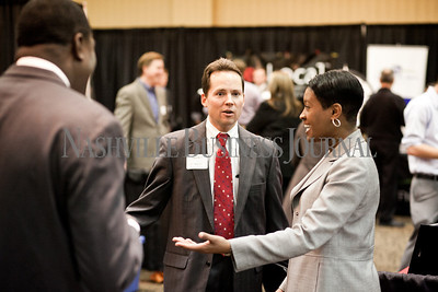 Nashville Business Journal Business Exposition at the Nashville Convention Center. Nathan Morgan | Nashville Business Journal