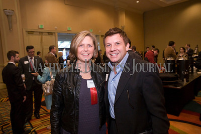 Beth Chase Michael Burcham  Entrepreneuer Panel Series  photo by James Yates