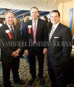 Lyle Ennis Jim Gaittens John Kepley  Best in Business Awards  Photo by James Yates