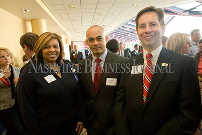 Cassandra Gray James Suh Dan Dustin  Best in Business Awards  Photo by James Yates