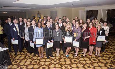 Nashville Business Journal's Forty under 40 - March 2012