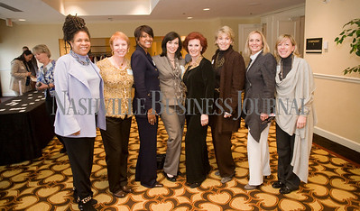 Nashville Chapter of the Women Presidents' Organization   2012 Women of Influence  photo by James Yates