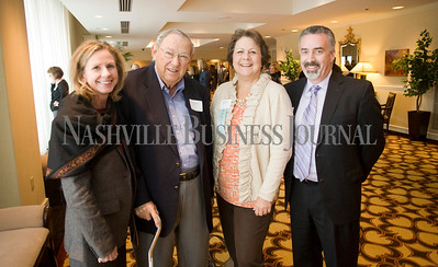 Debbie McGraw Kent Harrell Becky Harrell Mark Patterson  2012 Women of Influence  photo by James Yates
