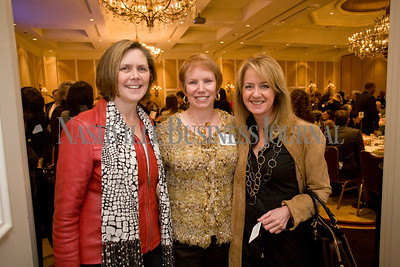Beth Chase Patricia Shea Hannah Paramore   2012 Women of Influence  photo by James Yates