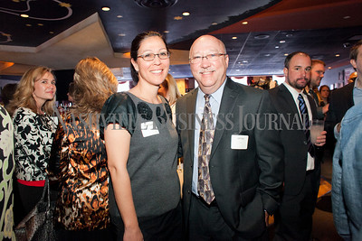 Mimi Vaughn and Jeff Orton of Genesco. The Nashville Business Journal's Best Places To Work award luncheon at the Wildhorse Saloon presented by Pinnacle Financial Partners Wednesday April 10th. Nathan Morgan | Nashville Business Journal