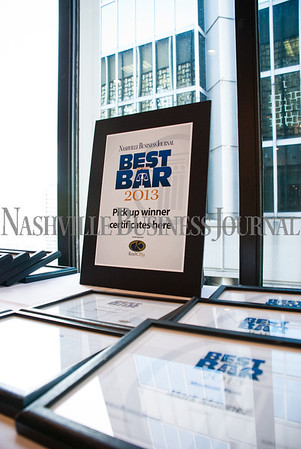 2013 Best of the Bar