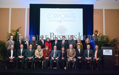 2013 Corporate Giving Awards