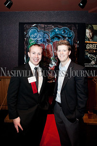The Nashville Business Journal recognized the 2013 class of Forty under 40 Wednesday with a celebration luncheon at the Wild Horse Saloon. Nathan Morgan | Nashville Business Journal