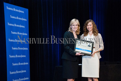 Nashville Business Journal's Health Care Heroes celebration luncheon Thursday at the Renaissance Hotel.