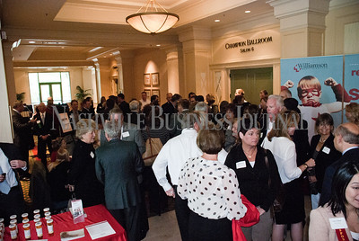 The Nashville Business Journal presented the Williamson County Impact Awards Wednesday at Marriot Franklin Cool Springs. The awards honors the leaders, community, supporteres, business owners and developers who are leading the charge for improvements and economic development in Williamson County.