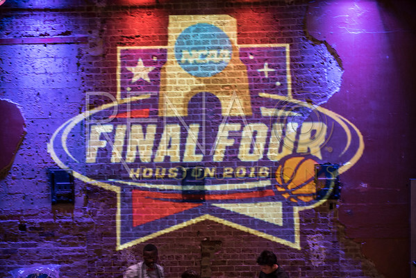NCAA Final Four Media party
