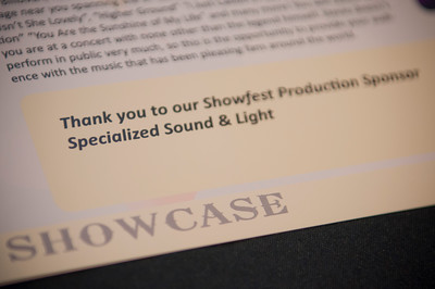 2015 NCAF&E Showfest | Showcase | 003