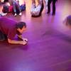 """Smart Cats"""" Contact Improv with Daniel Mollner"""