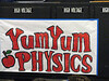 0 Yum Yum Physics 6321