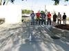 PTSOS1 participants observe the Mentos-Soda Geyser