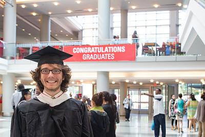 NCSU English Graduation 2018