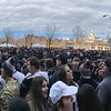 A pano view of the local scene on Park Station by almost 11 AM