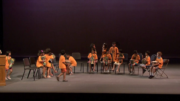 Drumming/Percussion (敲鑼打鼓) Group 3