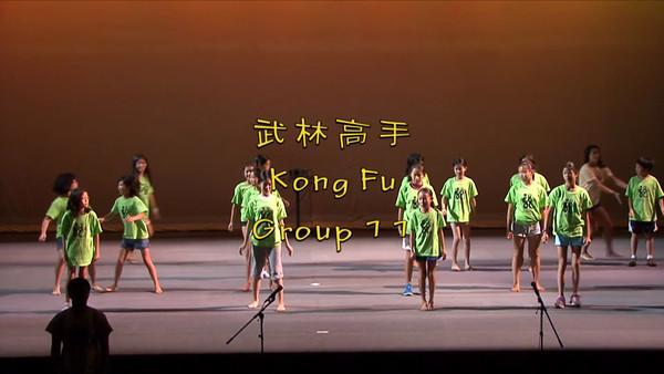 Kong Fu (武林高手) Group 11