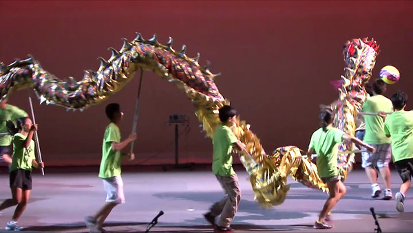 Dragon Dance (祥龍獻瑞) Group 19