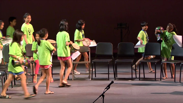 Drumming/Percussion (敲鑼打鼓) Group 9