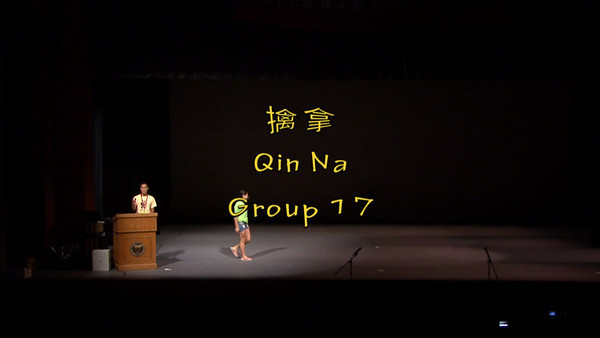 Qin Na (擒拿) Group 17