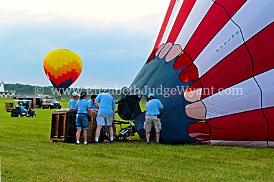 Hot Air Balloons, Readington Twsp, NJ