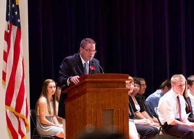 NJHS Induction 2013