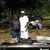 The Grillers of the day - Willie & David