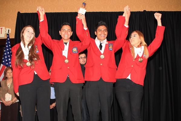 NM SkillsUSA 2015 Awards Program